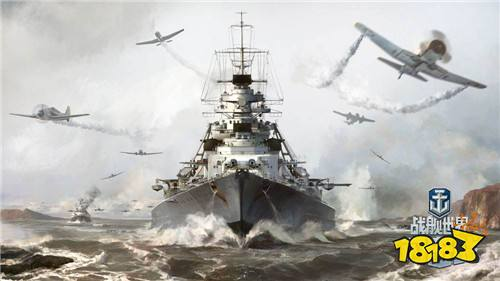 全舰出击征战世界 网易战舰世界闪击战手游下载
