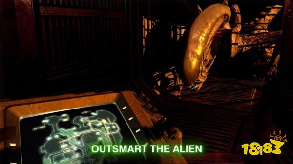 生存冒险作品《Alien:Blackout》预计1月24日配信