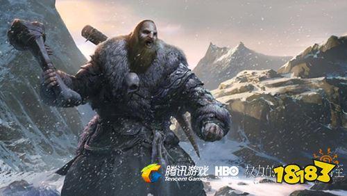 极致色彩 《权力的游戏 凛冬将至》纯享维斯特洛传奇