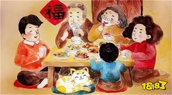 春节到了 回乡下田园牧歌感受一下奶牛镇的快乐小时光