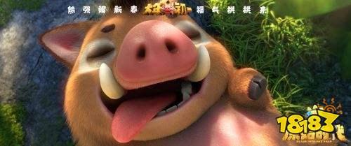 《熊出没原始时代》豆瓣评分6.5 一部让家长放心的电影