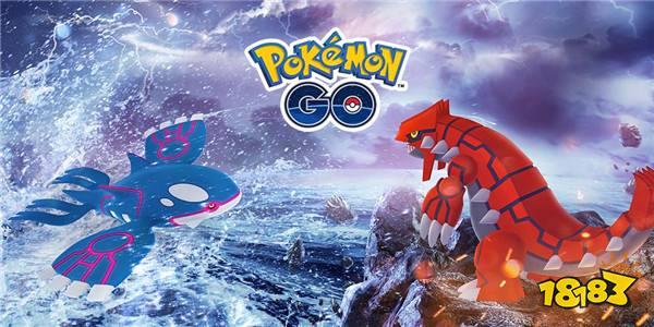 异色神兽登场!《Pokemon GO》传说团体战开始