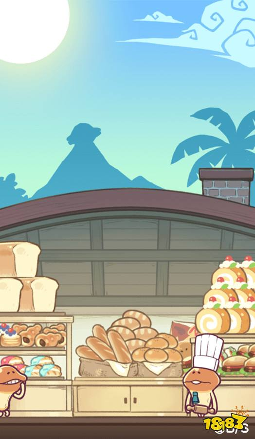 《一举入袋!菇菇店铺》事前登 预定2019年推出