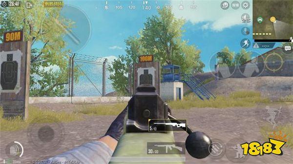 刺激战场机瞄射击最难用的五款武器盘点