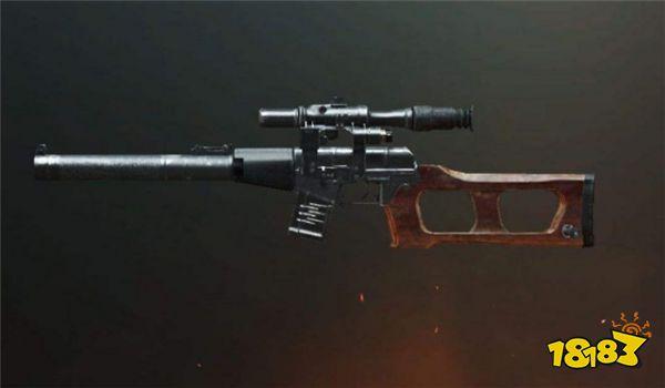和平精英最废狙击枪排名 倒数第一居然是空投