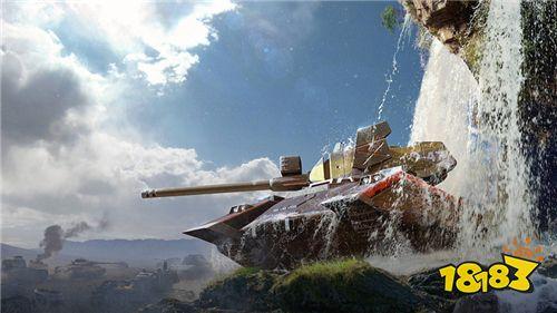 高达机械设计师操刀 《坦克世界闪击战》O-47科幻登场!