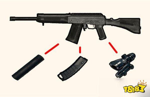 和平精英奇怪的设定盘点 狙击枪居然不能装倍镜