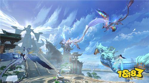 与传说中的神龙结伴冒险 《镇魔曲》全新龙灵现世