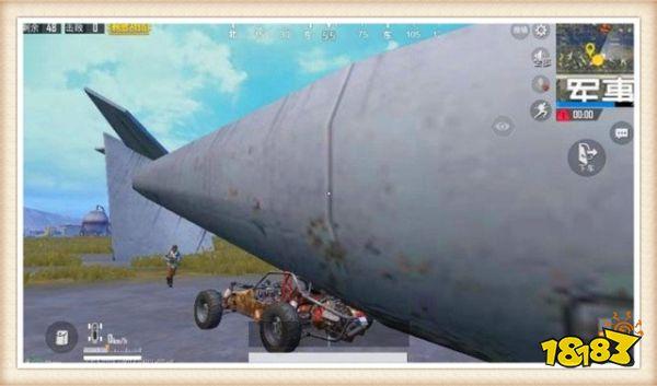 刺激战场你不知道的载具小秘密 翻车了还能这样复原
