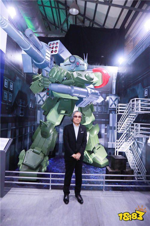 高达之父·大河原邦男日系机甲设计大展发布会召开