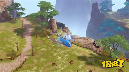 """《完美世界》手游""""上天""""直播获百万网友围观 千万飞行险等你来拿  由腾讯游戏和完美世界联手打造的自由飞行战斗MMORPG手游《完美世界》现"""