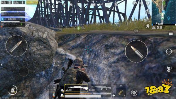 刺激战场扫车最快的枪械 最后一把号称载具克星
