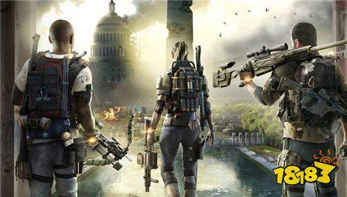《全境封锁2》火热来袭 开放世界玩法多多