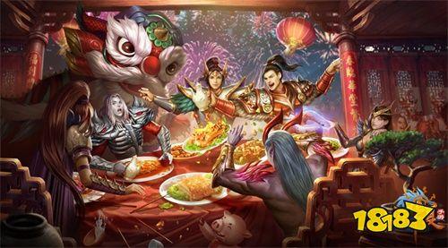 家族系统即将上线 《QQ华夏手游》周年庆倒计时