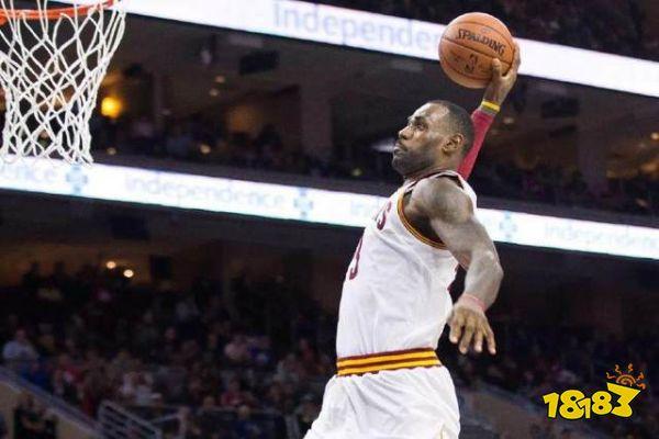 NBA得分王新里程碑詹姆斯绝杀猛龙总得分再创新高 18183手机游戏网