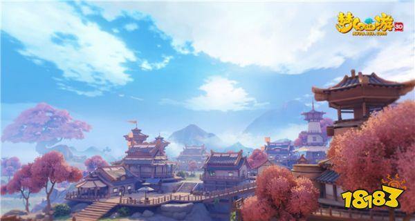 梦幻西游3D手游梦回长安双平台删档测试公告