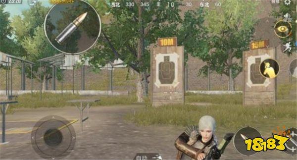 和平精英新版本隐藏更新内容 可以开启侧瞄压枪