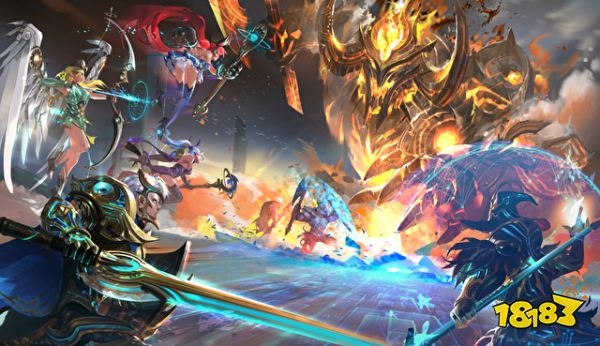 暗黑风格 MMORPG《永恒 M》韩版游戏画面抢先看