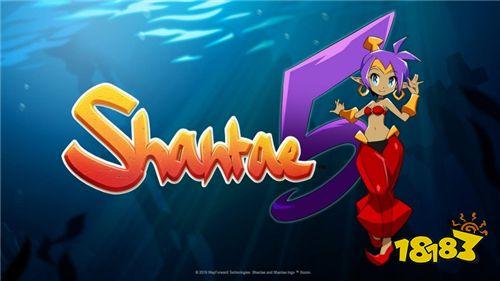 人气2D动作游戏《Shantae》系列最新作正式公开