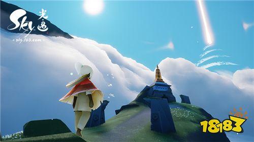 《Sky光·遇》App Store预订已正式上线,邀你共赏云上之景