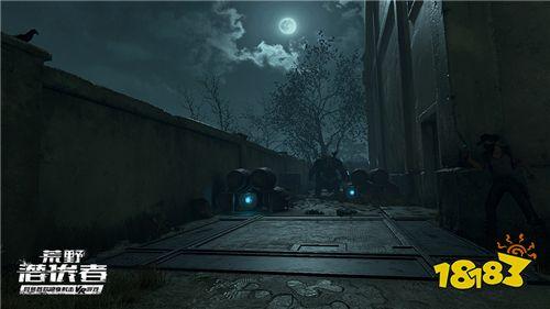 网易隐身射击VR游戏《荒野潜伏者》4月11日开测 今日预约开启