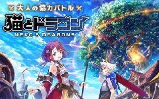 《我与龙》开发商新幻想冒险RPG《猫与龙》事前转蛋启动!