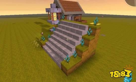 迷你世界吸血楼梯怎么制作 楼梯制作步骤分享