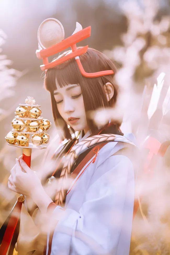 《阴阳师》绮妆魅服cosplay大赛佳作展示