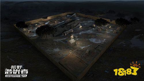网易隐身射击VR游戏《荒野潜伏者》今日测试 隐身对决刺激开战