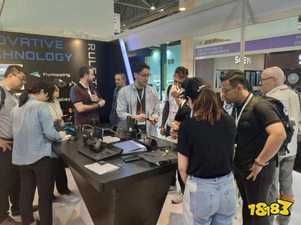 飞智参加香港环球资源电子展,聚焦手游外设的全球生态
