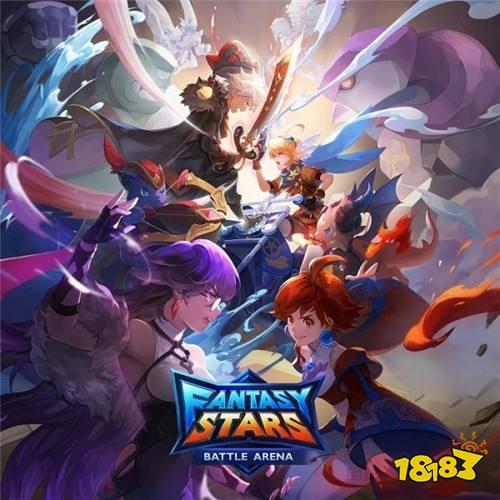 高爽感即时对战《Fantasy Stars:Battle Arena》全球双平台即日起同步推出