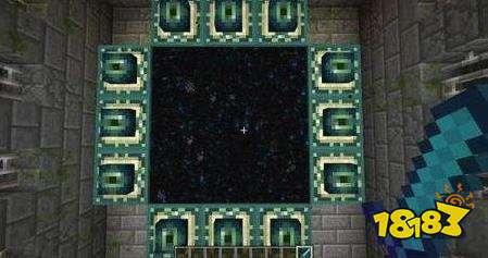 我的世界四大传送门 这些门你都见过吗
