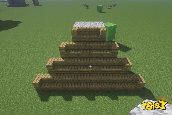 我的世界梯子搭建技巧 高端大气上档次