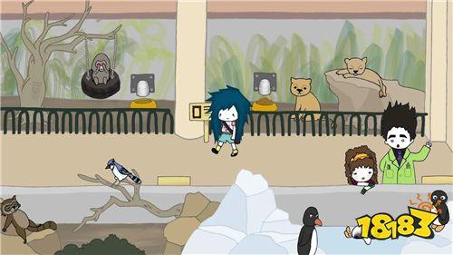 解谜游戏《阿加莎的刀》在异想天开的精神世界找寻答案