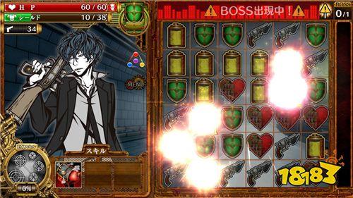 对战三消RPG《The Chaser》让你用不同的角度体验战斗乐趣