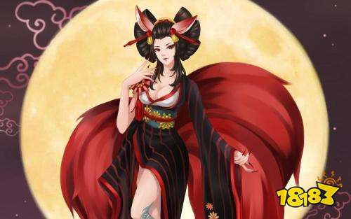 阴阳师狐系式神大盘点 不仅好看而且强力