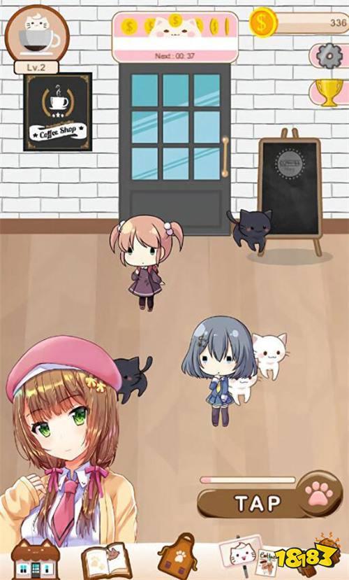 《猫咪咖啡厅2~奥客观察日记~》双平台现已开放