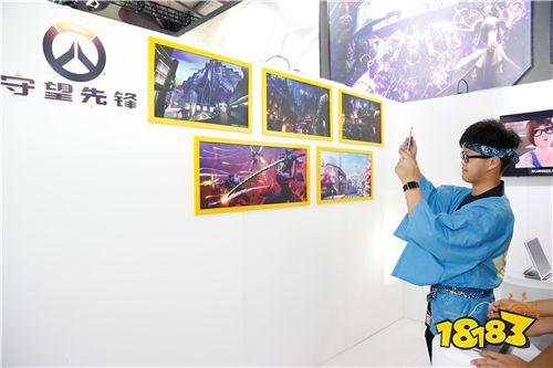 暴雪激情燃爆全场 2019ChinaJoyBTOC展区再续精彩!