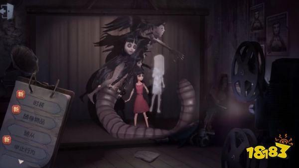 第五人格画中女郎图片