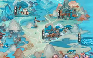 《云梦四时歌》双界切换玩法解析 符灵搭配有讲究