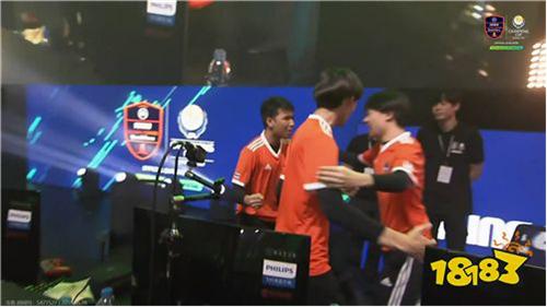 EACC冠军杯春季赛结束塔纳基状态大红助泰国红拿到冠军