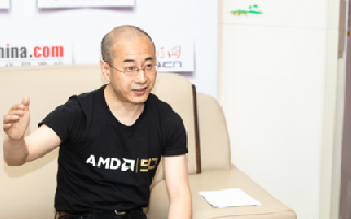2019NEST全国电子竞技大赛AMD纪朝晖总专访