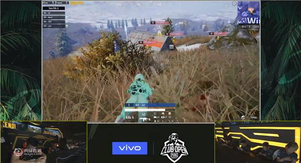 虎牙独播PMCO:EVOS豪取11杀虎啸全场 RRQ一人之力拿下胜利。