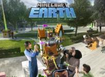 微软手游新作《Minecraft Earth》实机片段首度曝光
