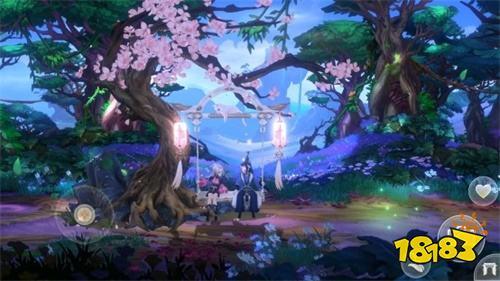 《剑网3:指尖江湖》今日正式上线!国风画韵 写意江湖