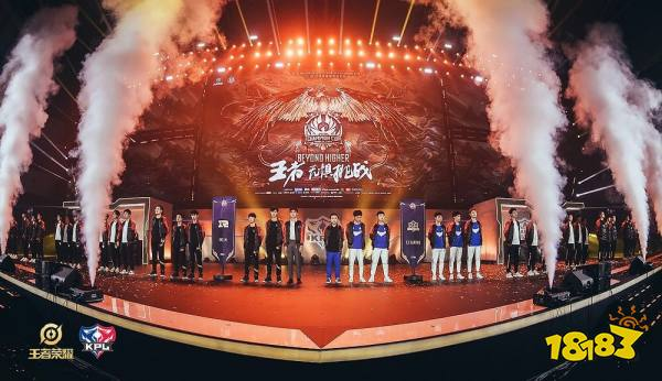 王者榮耀職業賽事首落西安eStarPro戰隊捧得2019年KPL春季賽總決賽桂冠