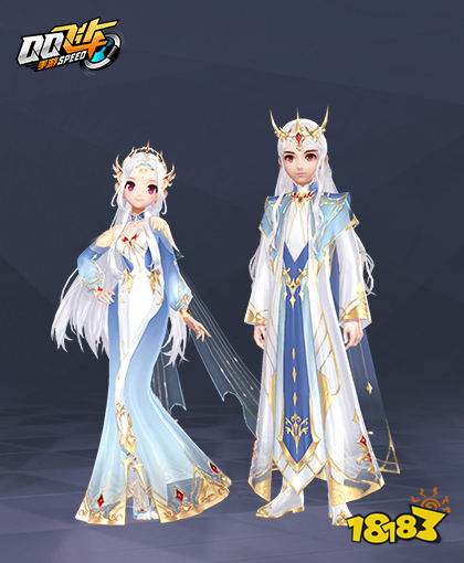 QQ飛車手游冰藍傳說套裝獲得方法 冰藍傳說套裝介紹