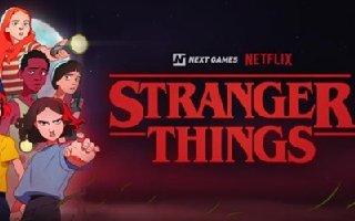 人�饪苹� �Stranger Things》�}材手游2020年推出
