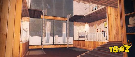 18183明日之后每日神建筑第16期 学生宿舍
