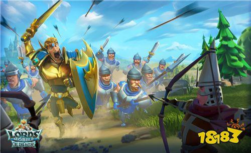 风靡全球的策略手游《王国纪元》 现已登陆Steam
